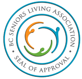 BCSLA BC Seniors Living Association Logo