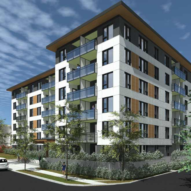 VRS Communities Affordable Housing The Eleanor